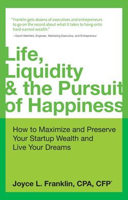 Book Cover - Life, Liquidity & the Pursuit of Happiness